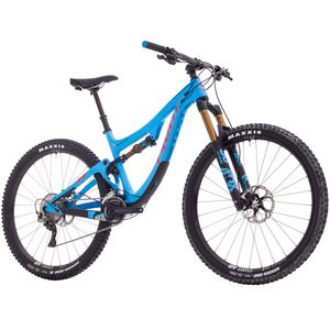 Pivot Switchblade Carbon 29 Pro XT/XTR 2x Complete Mountain Bike - 2018