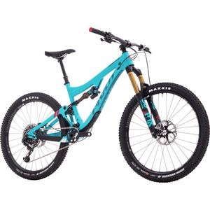 Pivot Mach 6 Carbon Pro X01 Eagle Complete Mountain Bike - 2018