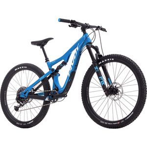 Pivot Mach 429 Trail 27.5+ Race X01 Eagle Complete Mountain Bike - 2018