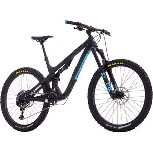 Pivot Carbon Race X01 Eagle Complete Mountain Bike