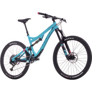 Pivot Mach 6 Carbon Race X01 Eagle Complete Mountain Bike - 2018