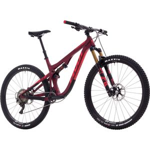 Pivot Trail 429 Carbon 29 Pro XTR 1x Complete Mountain Bike