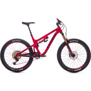 Pivot Carbon Team XX1 Live Valve Complete Mountain Bike