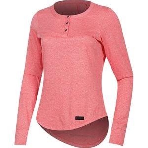 Pearl Izumi Versa Long-Sleeve Henley Jersey - Women s 0a3360161