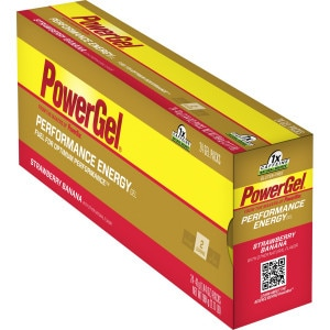 Powerbar Gel - Box 24 Packets