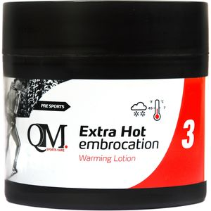 QM Sports Care Embrocation Warming Lotion