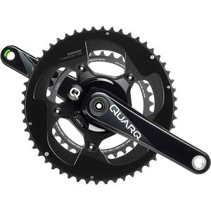 Quarq DZero Carbon Power Meter Crankset Package - GXP