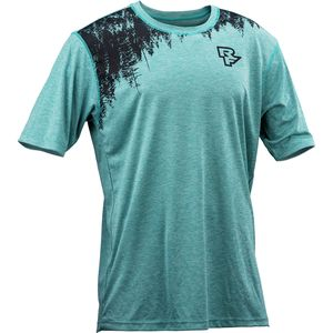 Race Face Trigger Inversion Short-Sleeve Jersey - Men's