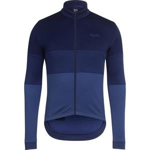 Rapha Tricolour Long-Sleeve Jersey - Men's