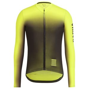 Rapha Pro Team Aero Colourburn Long-Sleeve Jersey  - Men's