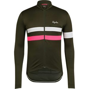 Rapha Brevet Long-Sleeve Jersey - Men's