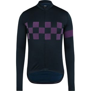 Rapha Classic Check Long-Sleeve Jersey - Men's