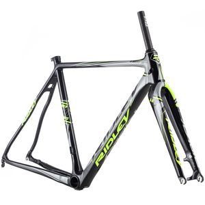 Ridley X-Night SL Disc Cyclocross Frameset - 2017