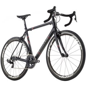 Helium SL Red eTap/Zipp 302 Complete Road Bike - 2017