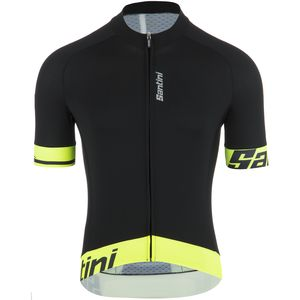 Santini Sleek 2.0 Jersey - Short-Sleeve - Men's