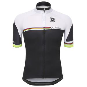 Santini UCI Line - Summer Jersey - Short-Sleeve - Men's