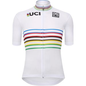 Santini UCI Masters World Champion Jersey - Men's