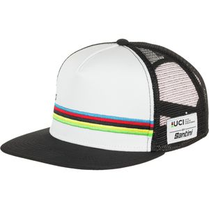 UCI Rainbow Trucker Hat