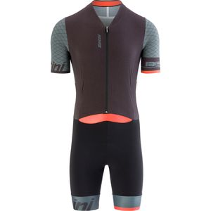 Santini Redux TT Road Skinsuit - Men's