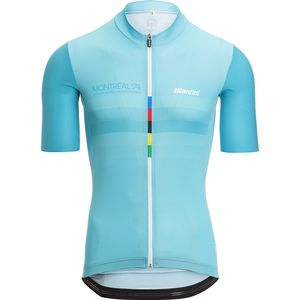 Santini Road World Championships Montreal, Canada Jersey - Men's
