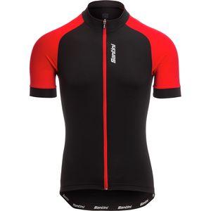 Santini Lapis Short-Sleeve Jersey - Men s 4240a9e89
