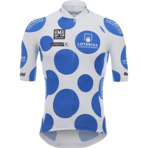 Santini La Vuelta King Of The Mountain Jersey - Men's