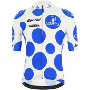 Santini La Vuelta Leader King of the Mountain Jersey - Men's