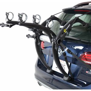 Saris Cycle Racks Bones EX 3 Bike Trunk Rack