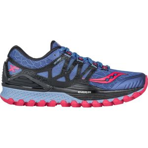 Saucony Xodus Iso Trail Runnig Shoe - Women's