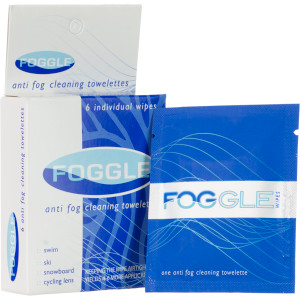 Anti-Fog Cleaning Towelettes