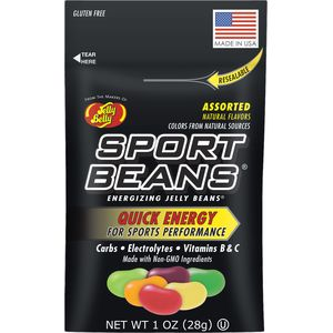 Sport Beans Energizing Jelly Beans - 24-Pack