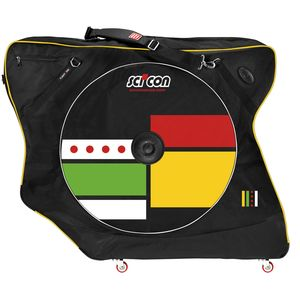 Limited Edition Aero Comfort Plus 2.0 Travel Bike Case