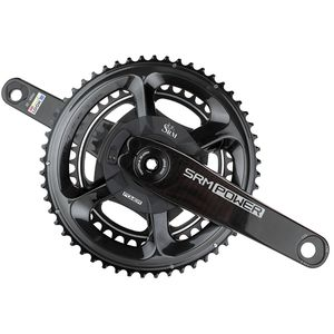 SRM Origin Carbon Power Meter Crankset