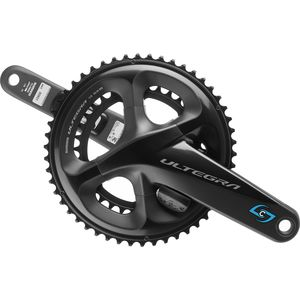 Stages Cycling Gen 3 Shimano Ultegra R8000 Dual-Sided Power Meter Crankset