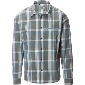 Shimano Transit Check Button Up Shirt - Long-Sleeve - Men's