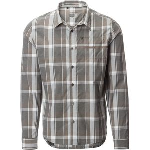 Shimano Transit Check Button Up Long-Sleeve Shirt - Men's