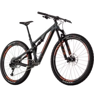 Santa Cruz Bicycles Tallboy Carbon CC 29 X01 ENVE Complete Mountain Bike - 2017
