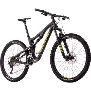 Santa Cruz Bicycles 5010 2.0 Carbon R2 Complete Mountain Bike - 2017