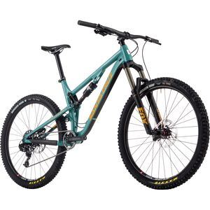 Santa Cruz Bicycles Bronson 2.0 R1 Complete Mountain Bike - 2017