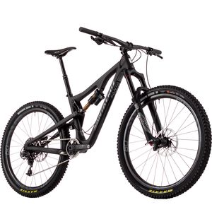 Santa Cruz Bicycles Bronson 2.0 Carbon CC XX1 Eagle ENVE Complete Mountain Bike - 2017