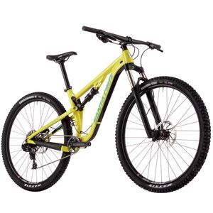 Santa Cruz Bicycles Tallboy 29 D Complete Mountain Bike - 2017