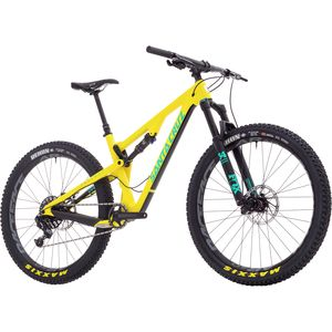 Santa Cruz Bicycles Tallboy Carbon 27.5+ S Complete Mountain Bike - 2017