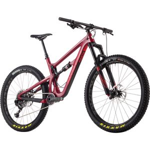 Santa Cruz Bicycles Hightower Carbon CC 27.5+ X01 Eagle Complete Mountain Bike - 2017