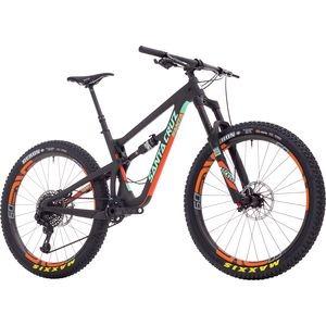 Santa Cruz Bicycles Hightower Carbon CC 27.5+ XX1 Eagle ENVE Complete Mountain Bike - 2017