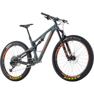 Santa Cruz Bicycles Tallboy Carbon CC 27.5+ X01 Eagle ENVE Complete Mountain Bike - 2017