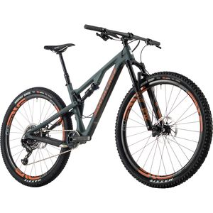 Santa Cruz Bicycles Tallboy Carbon CC 29 X01 Eagle ENVE Complete Mountain Bike - 2017