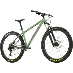 Santa Cruz Bicycles Chameleon 27.5+ D Complete Mountain Bike - 2017