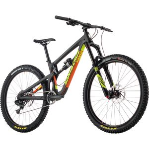 Santa Cruz Bicycles Nomad Carbon R Complete Mountain Bike - 2017