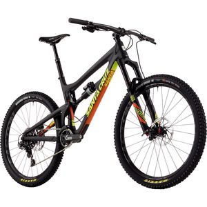 Santa Cruz Bicycles Nomad Carbon CC X01 Eagle Complete Mountain Bike - 2017