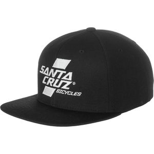 Santa Cruz Bicycles Parallel Snap Back Hat